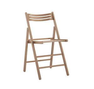 RP451D, Folding chair in beechwood