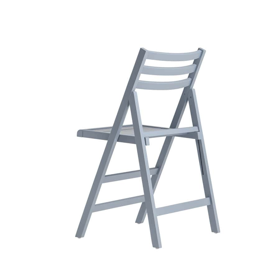RP457, Folding chair, entirely in wood