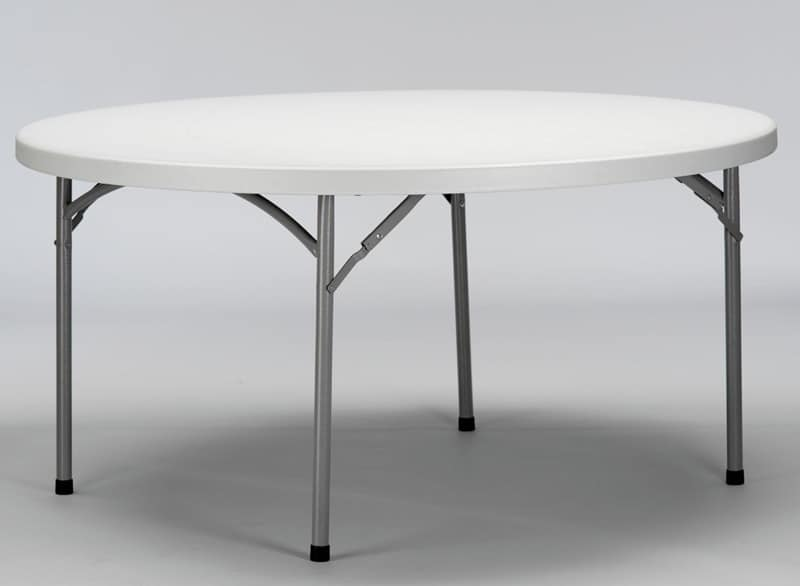 Resol.C - Verdi, Folding tables, practical, plastic top, for banquet