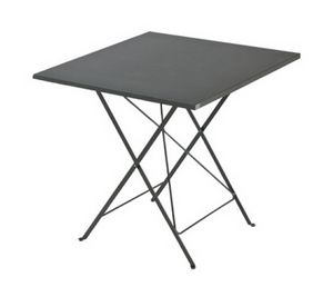 Step, Folding table for outdoor use