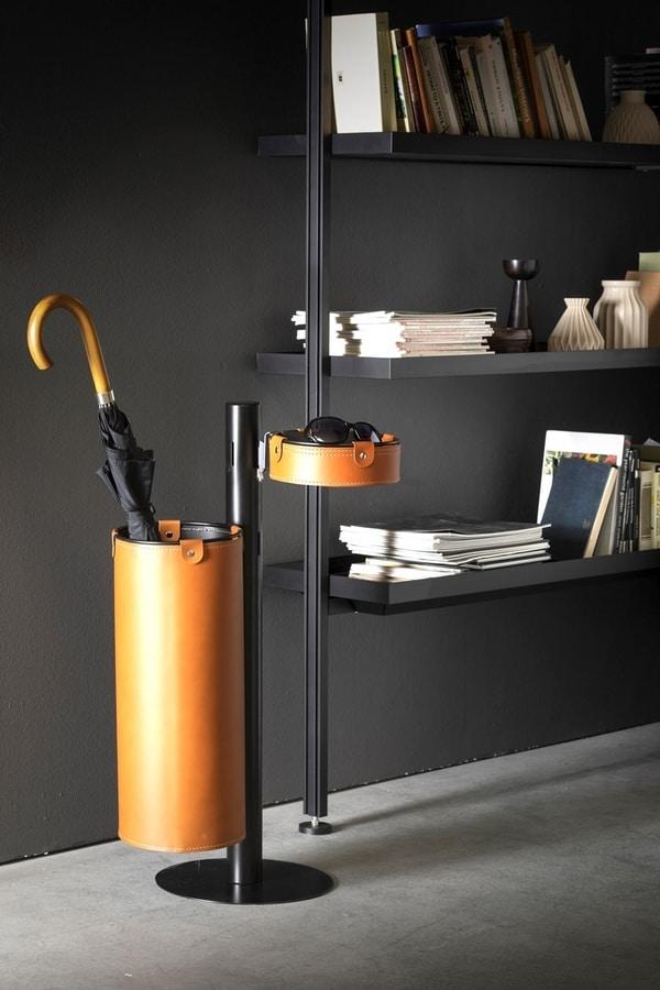 Adelfo, Hanger with umbrella stand
