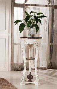 Art. 775, Wooden vase holder, classic style