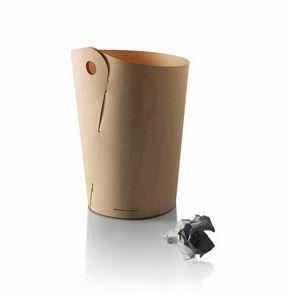 Dove, Waste paper bin in flexible plywood