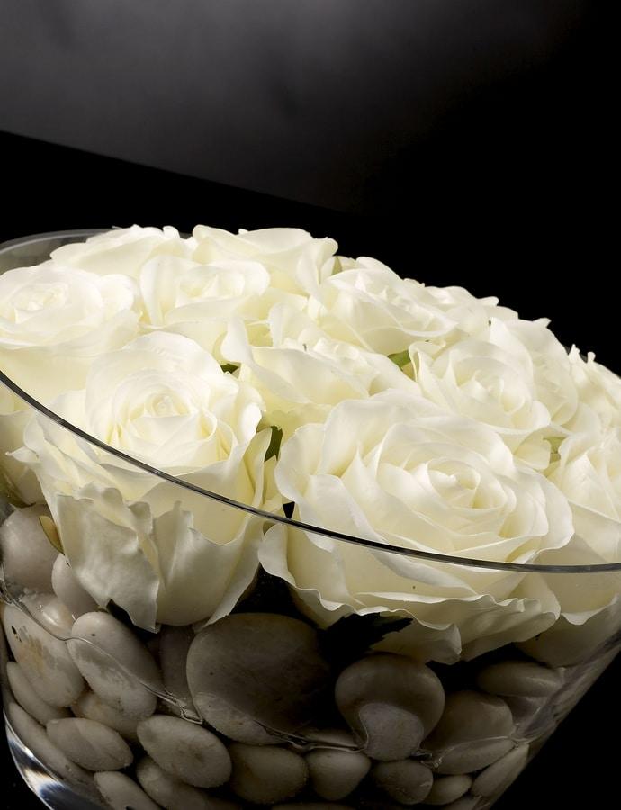 Eternity Romanti Rose Big, Decorative floral composition
