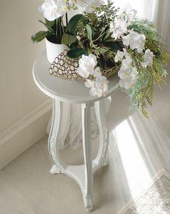 Giulietta Art. 3616 - 3416, White lacquered vase holder