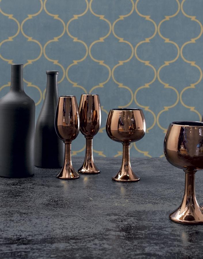 GRUPPO CIN CIN, Ceramic glasses