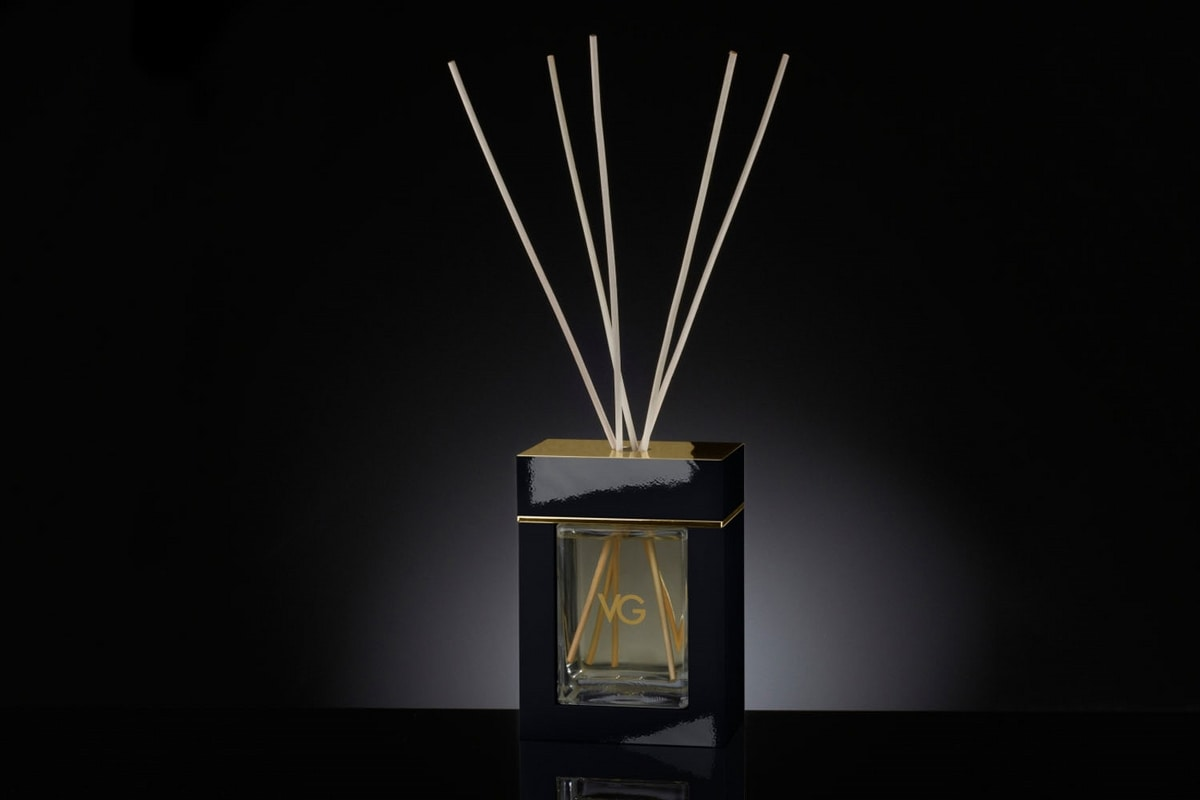 Home Parfum, Room fragrance in glass