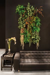 Kalalau Wall, Vertical gardens for interior decorations