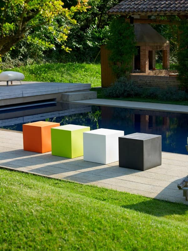 LT 2532, Home furnishings, cubic vase, for Hotel