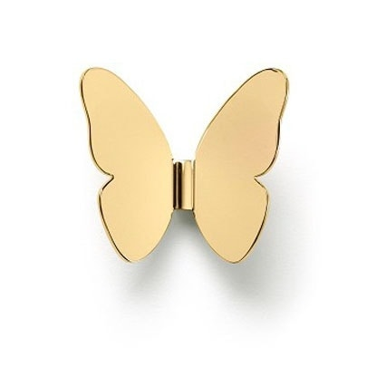 Single Butterfly, Decorative steel butterfly