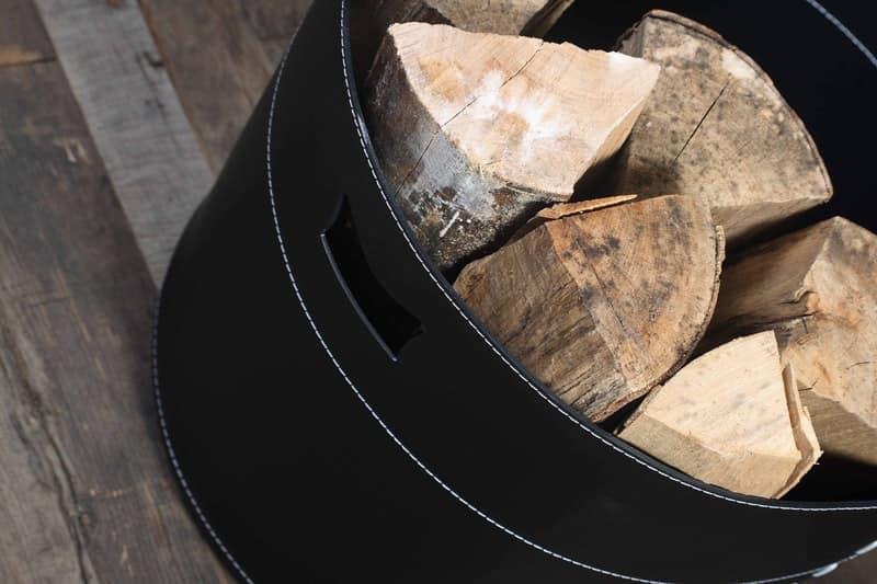 B-34, Tool for fireplaces, firewood circular bag