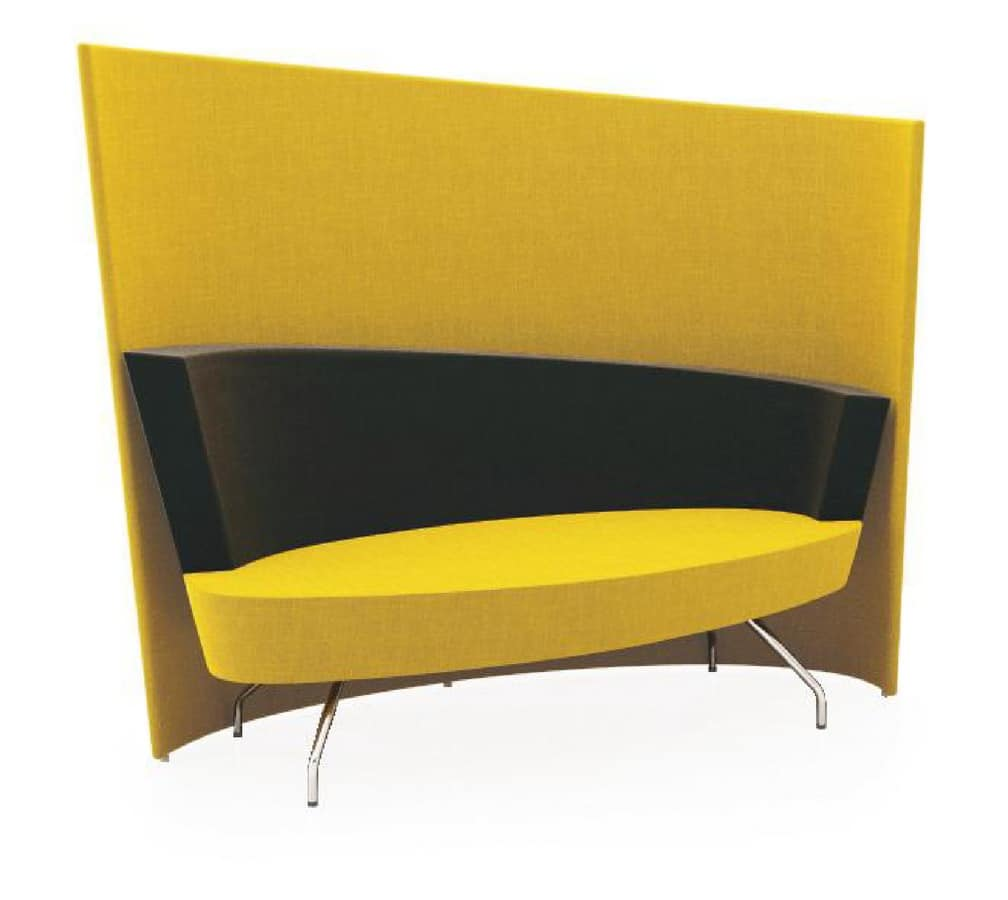 ELIPSE KD, Curved folding screen suitable for trendy hotels and bars