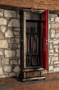 Art. 602, Large locker for rifles, ammunition and weapons