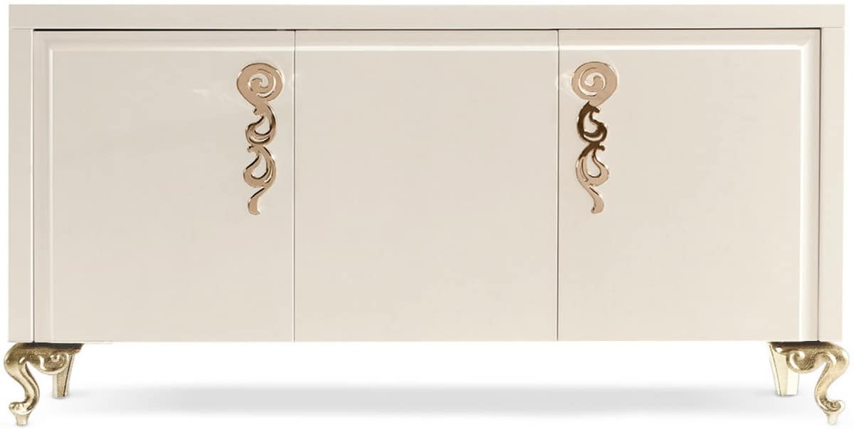 George sideboard, Sideboard with a minimal simple design