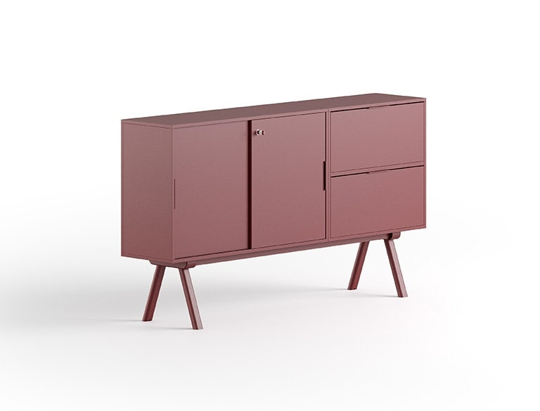 Lowcabinet 2027, Low cabinet for office