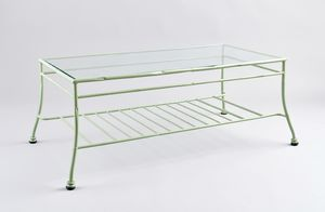 BAMBOO GF4012TA-B, Outdoor table in green iron