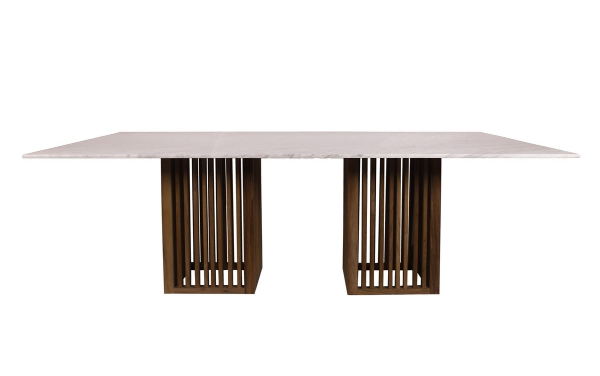 Code 0485, Rectangular table with marble top