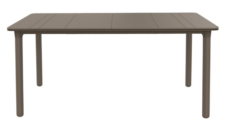 Nat, Square outdoor table, for restaurants and hotels