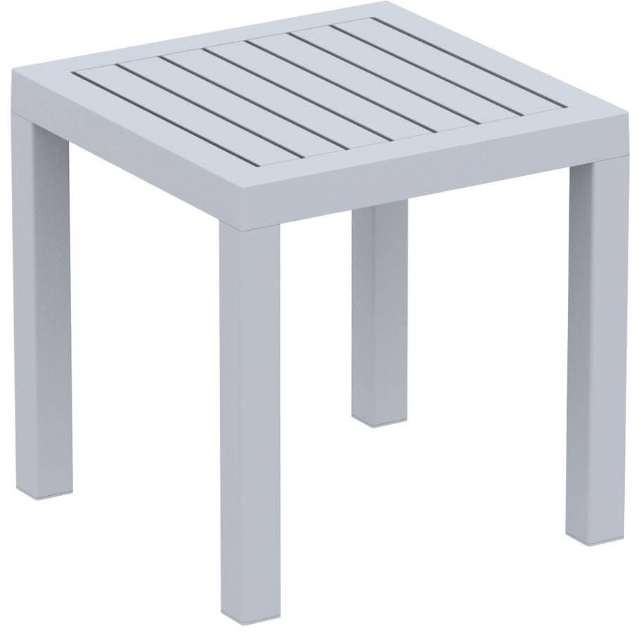 Piper Ts Square Table Suited For Outdoors Plastic Garden