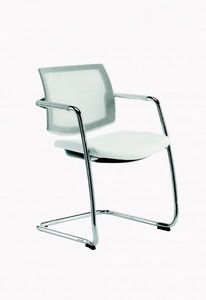 11532 Q-easy, Chair for office visitors