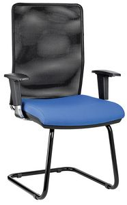 Easy cantilever, Sled base chair for office customers