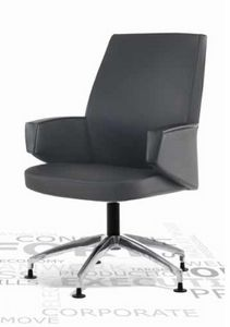 Grey-V, Office Visitor Armchair