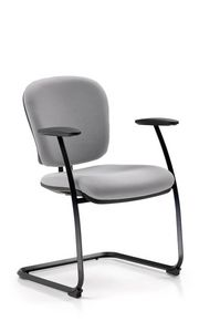 Kilo 155, Office chair with sled base