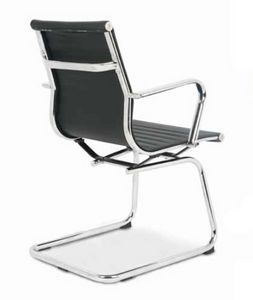 Lab-V, Sled chair, for office customers
