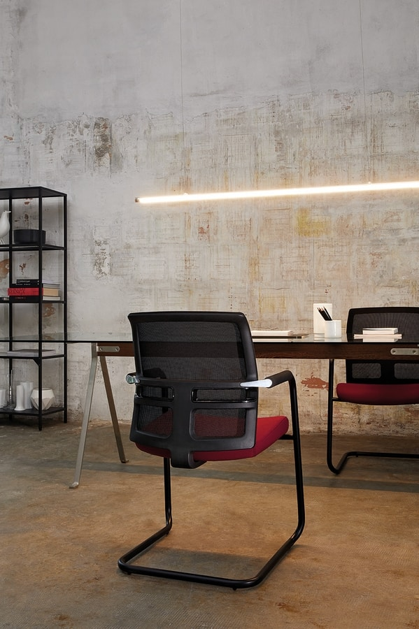 Omnia 05, Office visitor chair