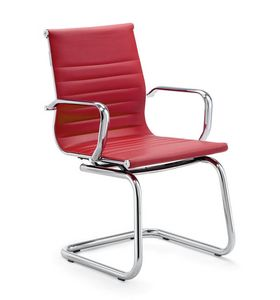 UF 598 / S, Upholstered visitor office chair