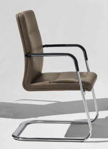 Venus-V, Cantilever chair for executive office