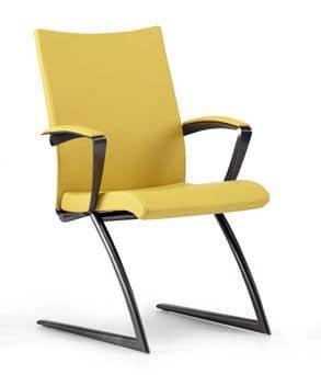 AVIA 4065, Padded armchair ideal modern office