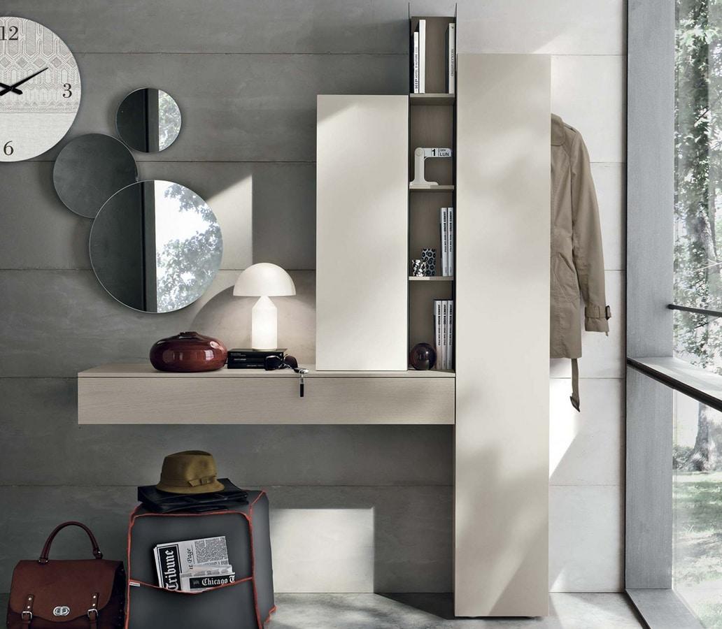 Ingressi, Modular hall entrance furniture