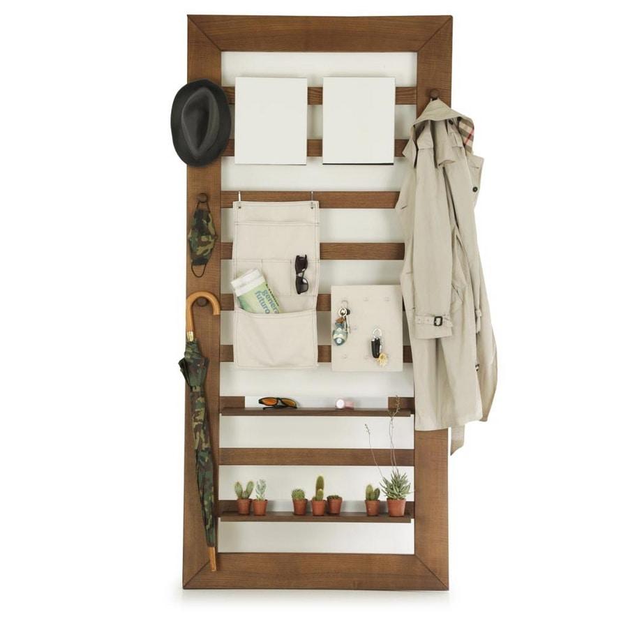 Kuba Living, Wooden panel for entrances