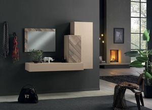 Spazio Contemporaneo SPAZ12, Cabinet for entrance or corridor