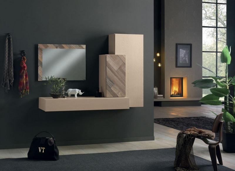 Spazio Contemporaneo SPAZ12, Cabinet for entrance or corridor