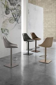 BILBAO SG194, Height adjustable stool