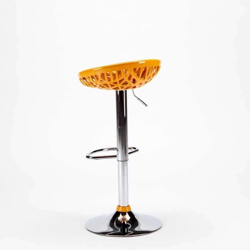 Superb Stool With Ergonomic Nest Seat Idfdesign Machost Co Dining Chair Design Ideas Machostcouk