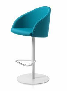 Kameo stool, Height-adjustable stool