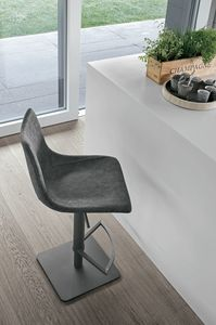MAIORCA SG190, Height-adjustable stool