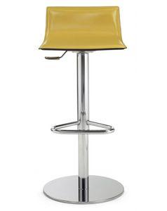 Micad stool 10.0146, Swivel and height-adjustable stool