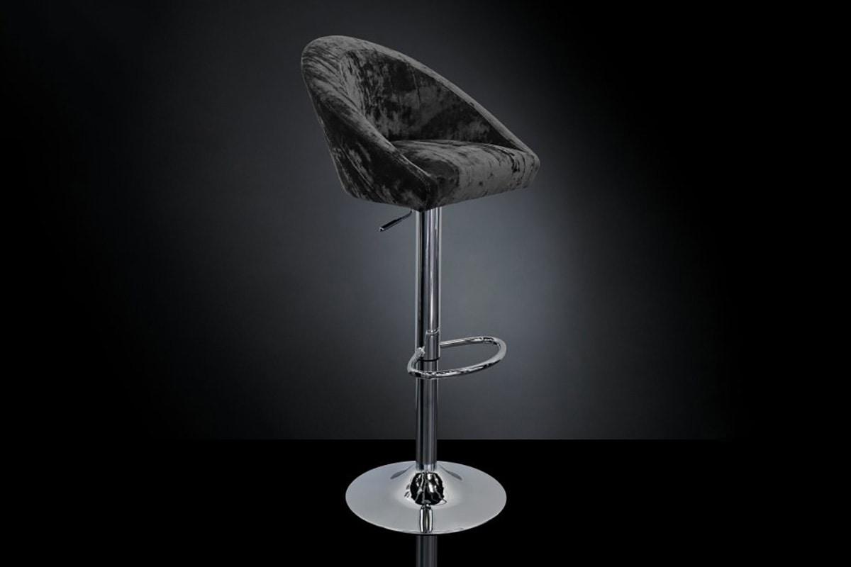 Rusty, Height-adjustable bar stool