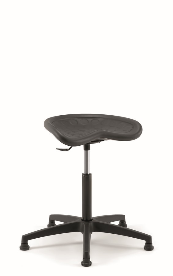 Tractor PG, Adjustable stool without backrest