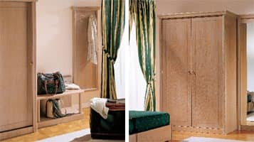 Collezione Thema, Bedroom furniture tailored for hotel and b&b