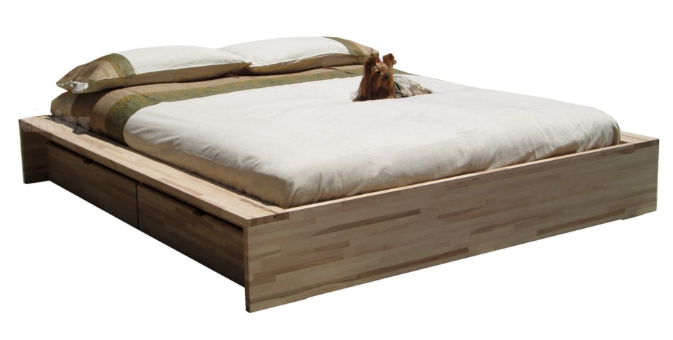 Comodo E Saving Bed With Drawers
