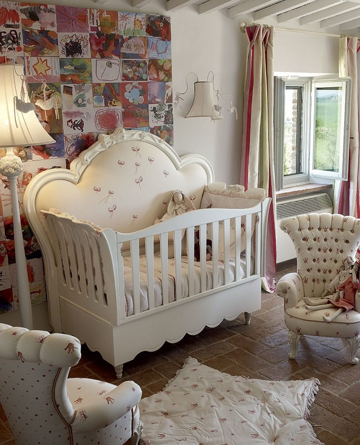 Alice, Bedroom for newborns