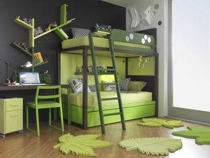 Boxer S012, Space-saving kid bedroom