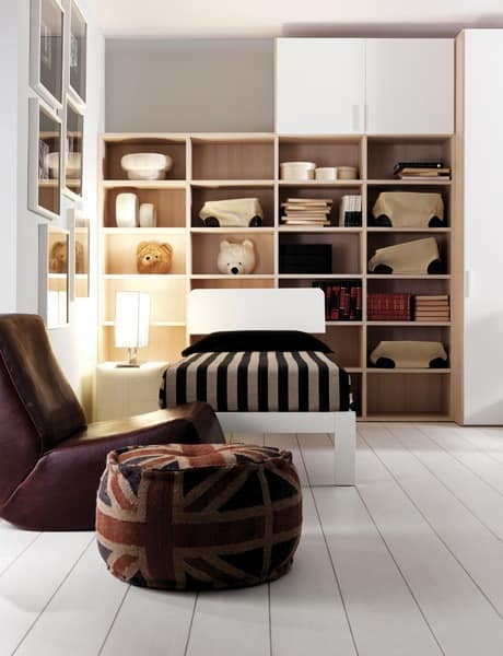 Comp. 103, Solutions tailored for boys room