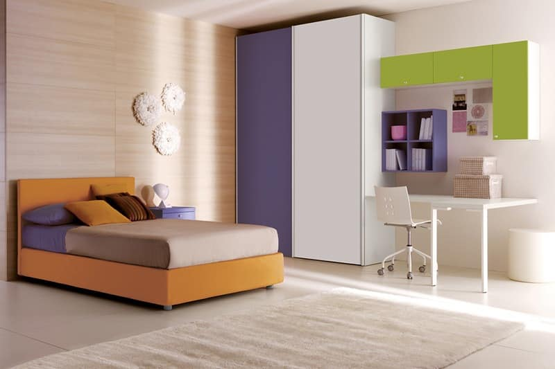 Comp. 106, Personalized children's bedroom, functional and modern