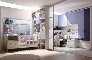 Comp. 201, Boy bedroom, flexibility and integration